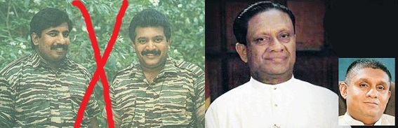 Sajith says father gave LTTE weapons