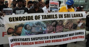 Tension over army 'seizure' of Sri Lanka Jaffna land