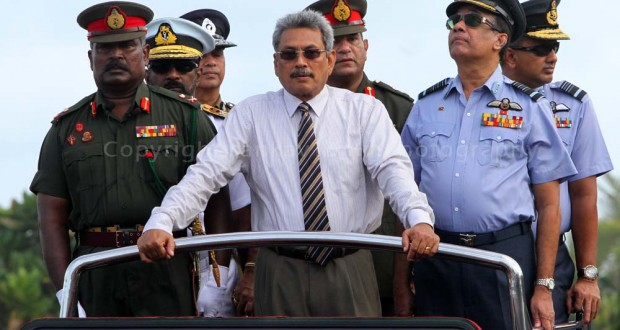 Now Gota opposes  Election for Tamils!