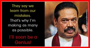 What can India possibly do if 13A is amended? President Mahinda Rajapaksa thinks India can do nothing!