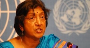 On Sri Lanka, US Rapp Disappointed on Accountability, Watching Pillay Go